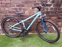 "Ladies APOLLO XC.26, 14"" Frame, 21 Speed, Susp, Bike VGC! SERVICED & WORKING"