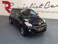 TOYOTA URBAN CRUSIER 1.4D4D AWD [1 OWNER / FANTASTIC SPEC / FULL SERVICE HISTORY / STUNNING EXAMPLE]