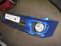 Subaru Impreza WRX Bugeye 02c Front Bumper Estate