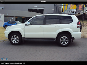 Toyota Prado Canning Vale Canning Area Preview