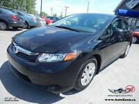 2012 Honda Civic Sdn LX **