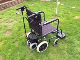 wheelchair & motor