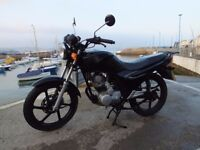 SYM XS 125 K 2009, 1 Years MOT, 8333 miles, In Paignton Devon