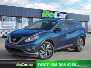 2016 Nissan Murano Platinum AWD | HEATED/COOLED LEATHER | NAV