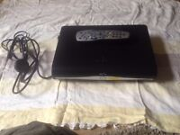 Sky + Box with remote, power cable and HDMI cable (1m)
