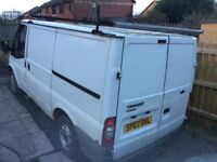 Ford transit mk7. 2007 Rolling shell. £500 no offers.