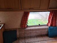 Caravan and 10ft Awning
