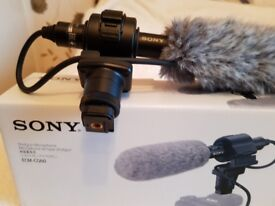 SONY ECM/CG60 DIGITAL CAMERA/ CAMCORDER MIC
