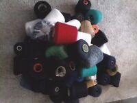 Spools x47 wool+.