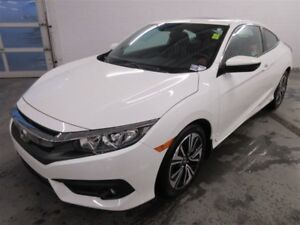 2016 Honda Civic EX-T! B-UP CAM! ALLOYS! SUNROOF! HEATED SEATS!