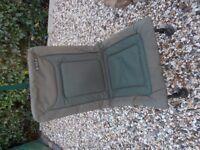 Nash Hi Gun folding fishing chair