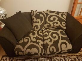 3 sater 2 seater sofa for collection only