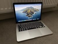 Apple MacBook Pro Retina 13 Core i5 2.6Ghz 8GB 256GB SSD (Mid 2014) - Good Condition