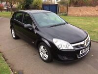 Vauxhall Astra 1.6 i 16v Design 5dr, 6 MONTHS FREE WARRANTY, FULL SERVICE HISTORY
