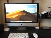Apple IMac 27 inch, 3.2 GHZ Quad-core , 1.12 TB Fusion drive, 24 Gb ram DDR3, late 2013