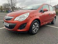 LATE 11 VAUXHALL CORSA 1.3 S CDTI ECOFLEX DIESEL🔥FREE WARRANT🔥FINANCE AVAILABLE!ford,clio,vw