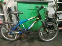 """RALEIGH Raptor (20""""). In great condition."""