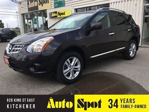2012 Nissan Rogue SV/LOW, LOW KMS!/PRICED FOR A QUICK SALE!
