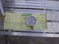 "Pressure gauge 0-300 psi 1/8"" bsp"