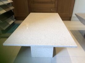 Marbel quartz coffee tables most colours or made to order