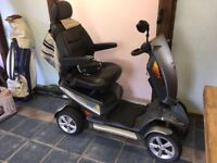 TGA Vita Mobility Scooter - Excellent Condition