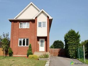 349 000$ - Maison 2 étages à vendre à Gatineau (Hull)