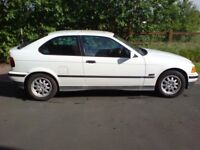 1995 BMW 318ti Compact LUX 16v