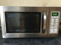 Hinari Lifestyle MX920CGTCSS Microwave Oven with Convection and Grill (25 Litre Interior Capacity)