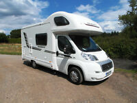Lovely 5 Berth 590 RS Motorhome Ducato