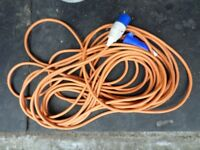 Caravan/Camping Extension Lead (25 metres plus) STILL HERE STILL FOR SALE