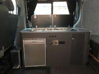 Converted Renault Trafic Camper Van £9,950