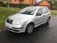 2005 Skoda Fabia 1.2, 87,000 Miles, MOT - October 2018 (NO ADVISORIES)