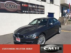 2012 BMW 3 Series 328i LUXURY LEATH ROOF *CERTIFIED*