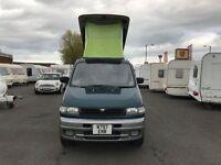 MAZDA BONGO 2.5 DIESEL AUTO POP TOP CAMPER VAN - 4 BERTH - 8 SEATER - STUNNING!