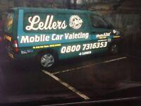 MOBILE CAR VALETERS NEEDED!
