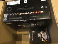NESPRESSO Inissia Coffee Machine Black & Aeroccin brand new arrived today with receipt