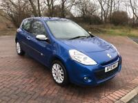 10 REG RENAULT CLIO 1.2 16V I-MUSIC 3DR-12 MONTHS MOT-FULL HISTORY-2 KEYS-LOOKS & DRIVES GREAT