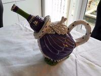 Teapot: By Lynda Corneille, creator of S.W.A.K.