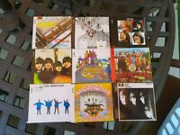 The Beatles CD collection 9 CD's