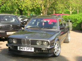 Bmw e30 318i sport seats bbs alloys **LOOK**