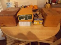 Woodworking planes job lot £400 no haggle no offers they right money yur know it !!