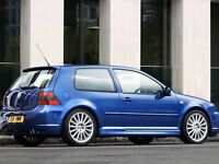 WANTED Volkswagen Golf R32 / GTI / PASSAT R36 / GT TDI / Anniversary