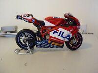 Ducati 999R F03 WSB 2003 Neil Hodgson Ducati Fila Model Bike