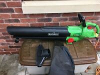 Florabest FBL2500 A1 Garden Vac/Blower 240v – excellent condition
