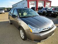 2010 Ford Focus SEDAN  2.0L AUTO AIR COND 80964 KM