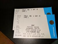 Rent The Musical Tickets x2 Festival Theatre Edinburgh, 17th Feb 19:30