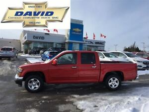 2011 GMC Canyon SLE CREW 2WD SHORT/ FULLY LOADED/ AC/ HITCH!!