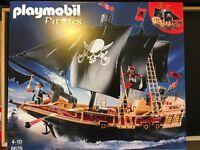 Playmobil pirates pirate ship galleon 6678 BNIB
