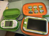 LeapFrog Ultra and 6 games