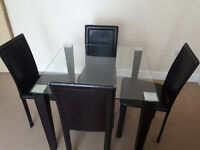 4 Seater Dinning Table Set